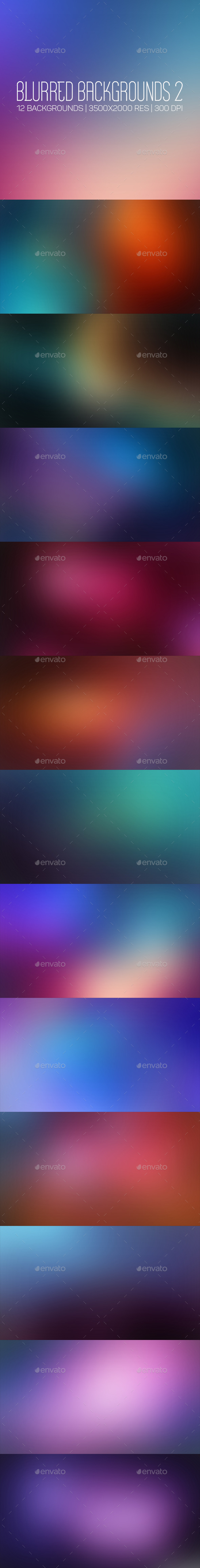 GraphicRiver Blurred Backgrounds 2 10565779