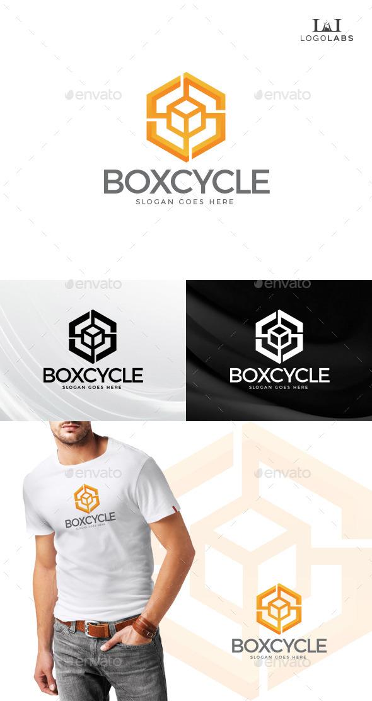 GraphicRiver Box Logo 10566931