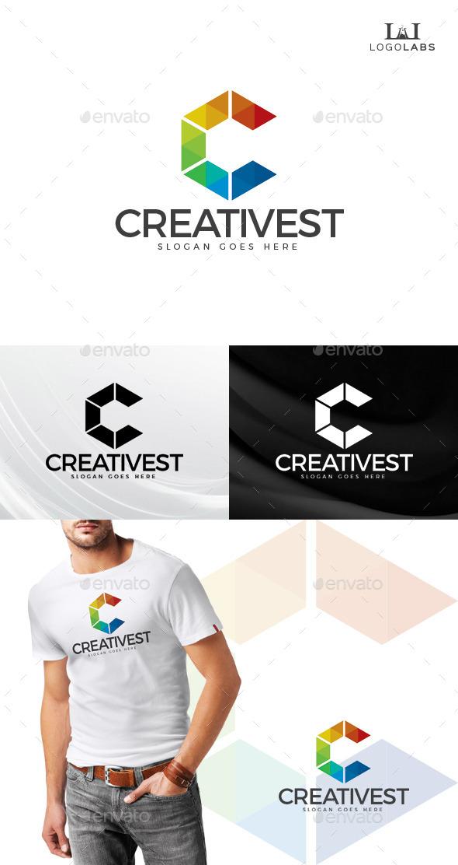 GraphicRiver Letter C Logo 10567100