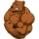 Strong Bear - GraphicRiver Item for Sale