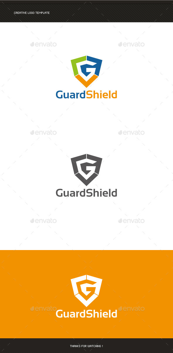 GraphicRiver G Letter Logo Template 10569690