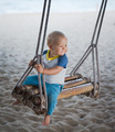 Baby on a swing - PhotoDune Item for Sale