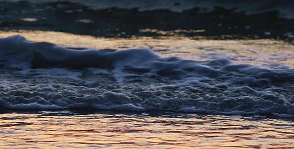 Sunset Wave 03