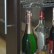 Home Mini Bar with Bottles of Alcohol Drinks - VideoHive Item for Sale