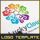 Propitious Cloud - Logo Template - GraphicRiver Item for Sale