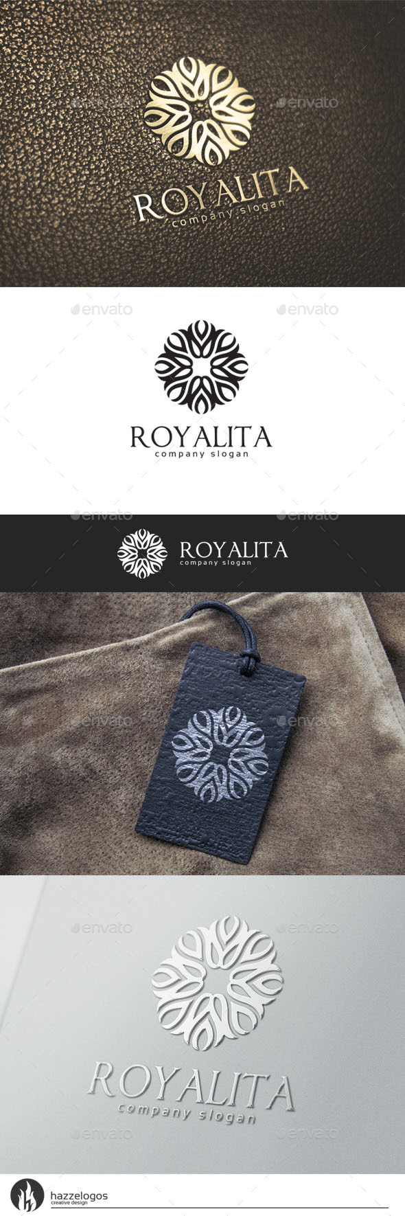 GraphicRiver Royalita Logo 10571283