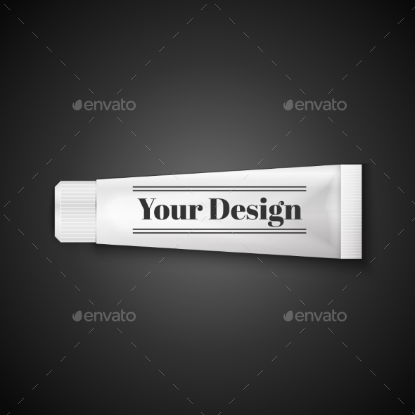GraphicRiver Tube of Toothpaste 10571318