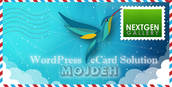 CodeCanyon Mojdeh WordPress Greeting eCard Plugin 10103438