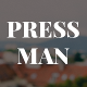 Pressman - Minimal WordPress Blog Theme - Personal Blog / Magazine