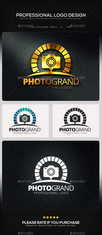 GraphicRiver Photo Grand Logo Template 10575088