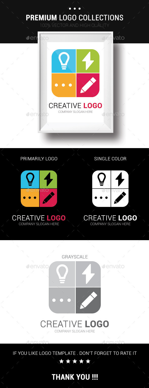 GraphicRiver Creative Logo 10575100
