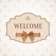 Welcome Banner - GraphicRiver Item for Sale