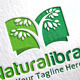 Natural Library Logo - GraphicRiver Item for Sale