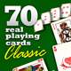 70 Real Playing Cards - GraphicRiver Item for Sale
