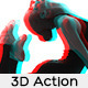 3D Photoshop Actions - GraphicRiver Item for Sale
