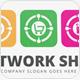 Network Shop Logo - GraphicRiver Item for Sale