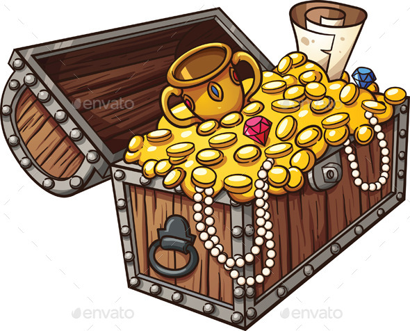 GraphicRiver Treasure Chest 10576325