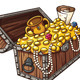 Treasure Chest - GraphicRiver Item for Sale