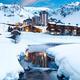 ski resort in French Alps - PhotoDune Item for Sale