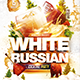 Flyer White Russian Konnekt - GraphicRiver Item for Sale
