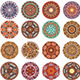 Round Ornament Pattern Collection - GraphicRiver Item for Sale