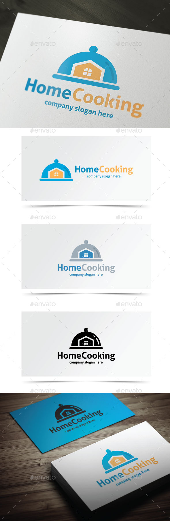 GraphicRiver Home Cooking 10577225