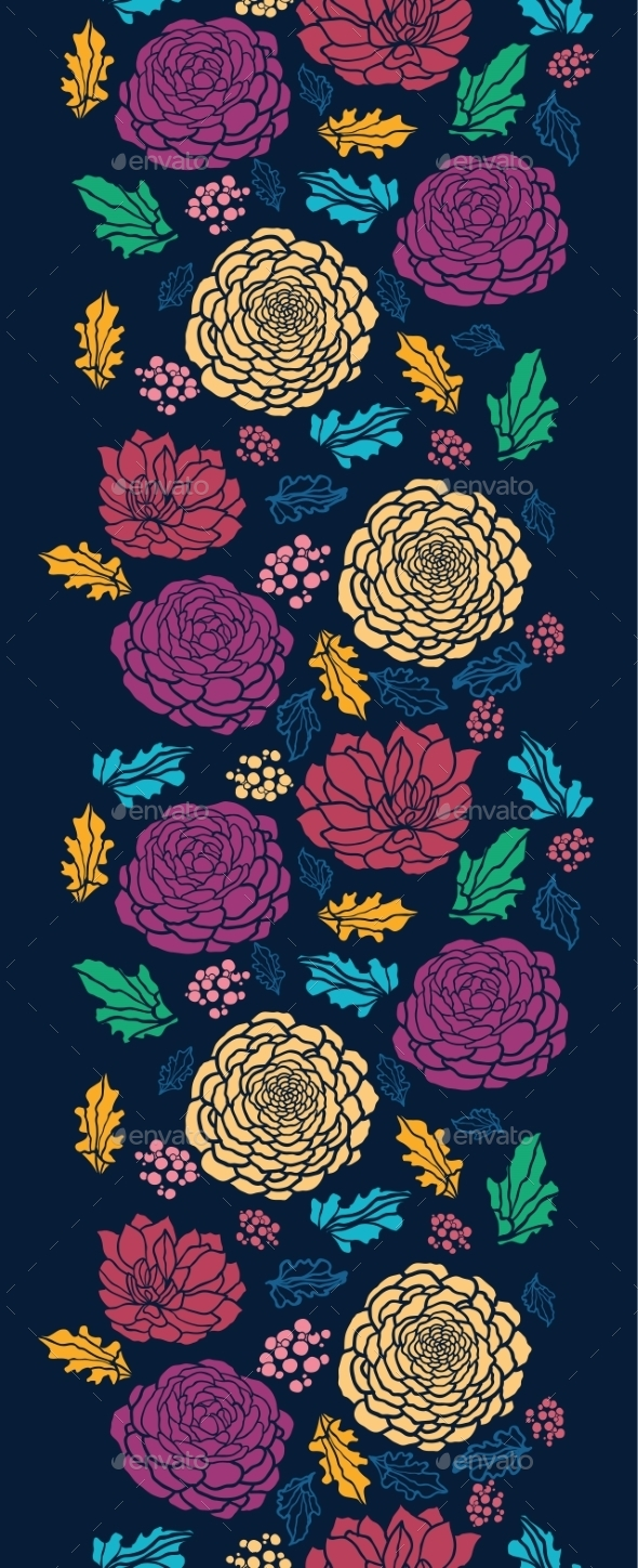 GraphicRiver Flowers Background 10577529
