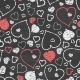 Chalkboard with Hearts  - GraphicRiver Item for Sale