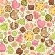 Cookies Pattern  - GraphicRiver Item for Sale