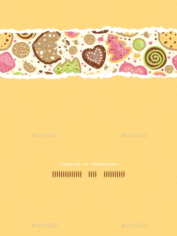 GraphicRiver Cookies Pattern 10577571