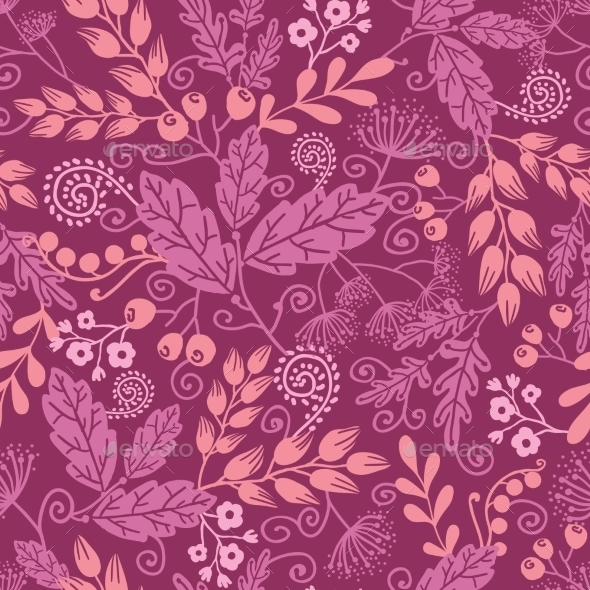 GraphicRiver Garden Pattern 10577588