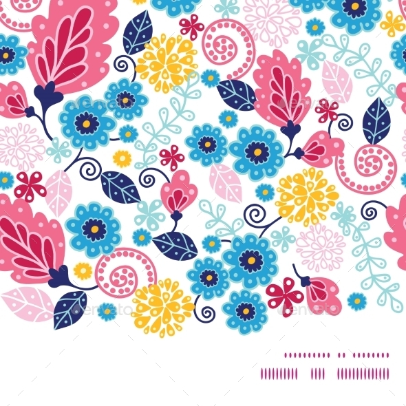 GraphicRiver Flower Pattern 10578083