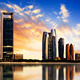 Abu Dhabi Skyline - PhotoDune Item for Sale