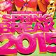 Spring Break v3 Flyer Template - GraphicRiver Item for Sale