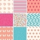 Colorful and Floral Patterns  - GraphicRiver Item for Sale