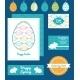 Easter Element Set  - GraphicRiver Item for Sale