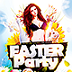 Easter Party | Flyer Template PSD
