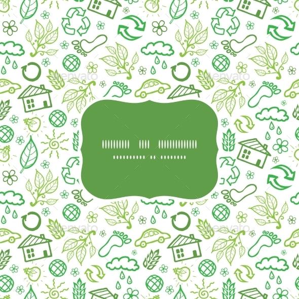 GraphicRiver Ecology Frame 10578661