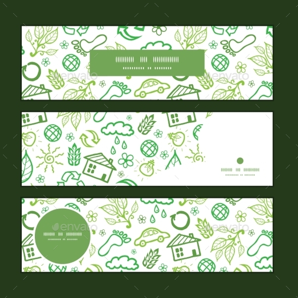 GraphicRiver Ecology Banners 10578682