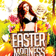Easter Madness | Flyer Template PSD