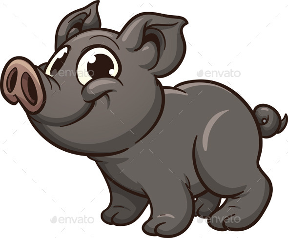 GraphicRiver Vietnamese Piglet 10578857