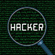 Hacker - Cyber Typeface - GraphicRiver Item for Sale