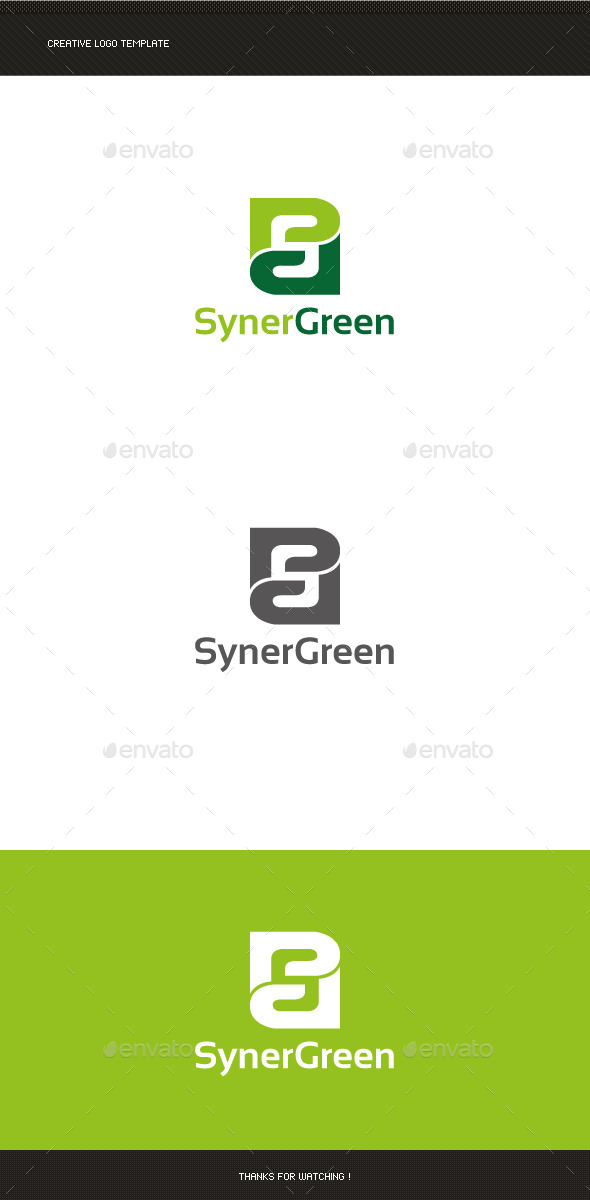 GraphicRiver S Letter Logo Template 10579478