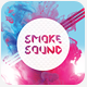 Smoke Sound Minimal Flyer Template - GraphicRiver Item for Sale