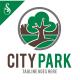 City Park Logo  - GraphicRiver Item for Sale