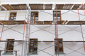Scaffolding for building reconstruction - PhotoDune Item for Sale