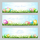 Easter Cards - GraphicRiver Item for Sale