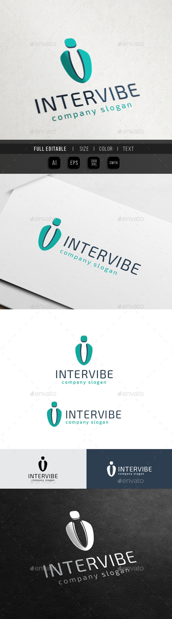 GraphicRiver International Viber Letter i u v 10580101