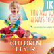 Children / Daycare  Flyer - GraphicRiver Item for Sale