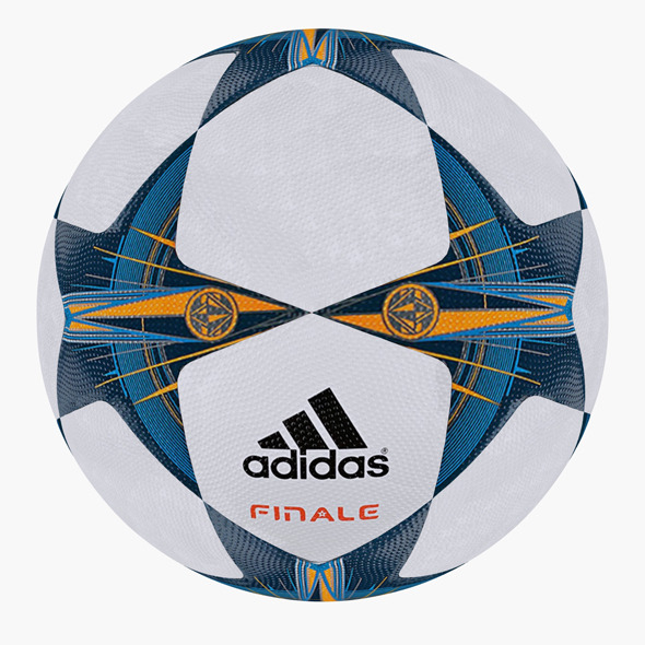 3DOcean Champions League Soccer Ball 10580666
